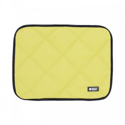 Pet Home Travel Keep Cool Mat Car Back Seat Cushion Pad for Dogs and Cats Green - S