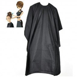 Professional Hair Salon Sundry Nylon Cape Cloak with Snap Closure Hairdressing Tools 50x60 inches