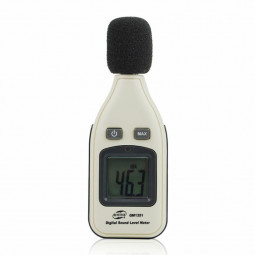 GM-1351 Mini Digital Sound Level Meter Decibel Meter Logger Noise Audio Detector Digital Diagnostic Tool
