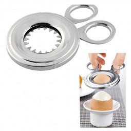 Boiled Egg Shell Topper Scissors Stainless Steel Cutter Clipper Cracker Cutter Slicer Egg Scissors