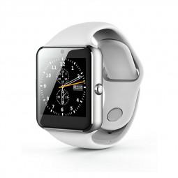 Q7SP Smart Watch Sport Bracelet Fitness Tracker IPS Calories Sleep Monitor Call Reminder Wrist Band - White
