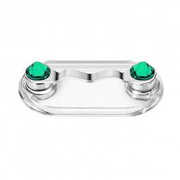 Magnetic Glasses Sunglasses Spectacles Clip Earphone Key Eyeglass Holder Clip - Emerald