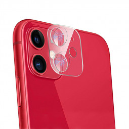 Transparent HD Camera Lens Protector Protective Tempered Glass Film Fit for iPhone 11