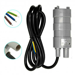 12V Water Pump Submersible Caravan Camper Motorhome High Flow Whale Pump