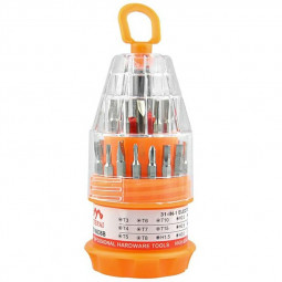 31 in 1 Screwdriver Set Household Appliances Repair Kit Multi Phone Repair Tools