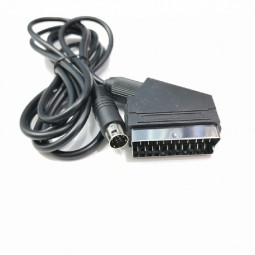 RGB Cable for Sega Mega Drive 2 Genesis to TV Scart Lead 1.8M