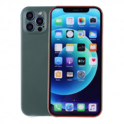 PC Frosted Back Cover Ultra Thin Gard Case for iPhone 12 Pro Max - Green