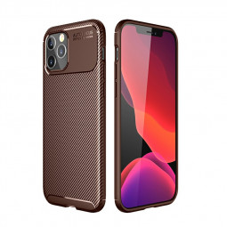Rugged Armor PC Combination Case for iPhone 12 Pro Max - Brown