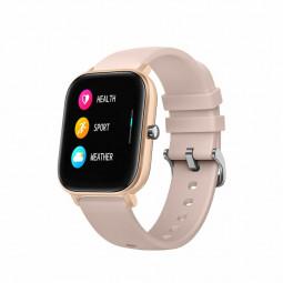 P9 Smart Watch Band Fitness Tracker IPS Calories Heart Rate Sleep Monitor Wrist Band - Pink