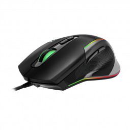 GM30 6400 DPI RGB Lighting 7 Keys Computer Wired Gaming Mouse