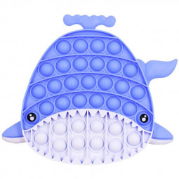 Pop it Fidget Game Among Us Anti Stress Products - Shark