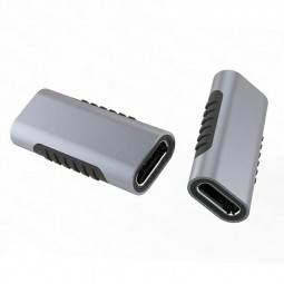 USB 3.1 USB C Female to Female Adapter Support Video Transmission