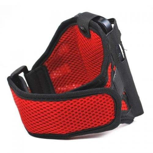 Red Running Sport Gym Workout Armband Cover Case for Apple iPhone 5