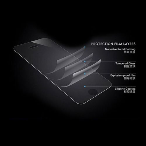 0.26MM Transparent Ultra-thin Premium Tempered Glass Protection Screen for IPhone4/4S