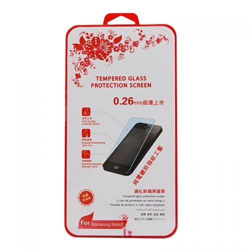 0.26MM Transparent Ultra-thin Tempered Glass Protection Screen for Note3