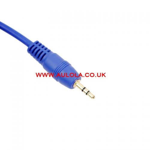 1.5M 3.5mm Male to 3.5mm Male Audio Jack Connection Extension Cable