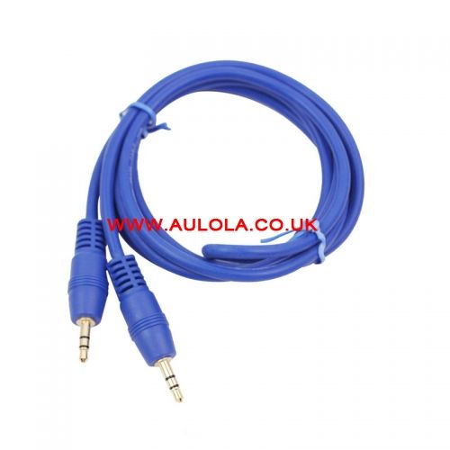 3M 3.5mm Male to 3.5mm Male Audio Jack Connection Extension Cable