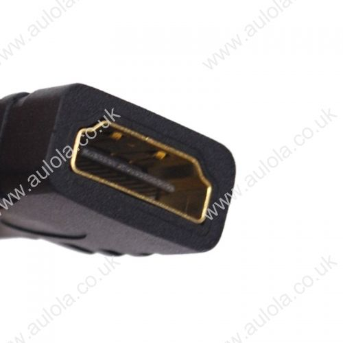 Micro HDMI Male to HDMI Female Converter Adapter