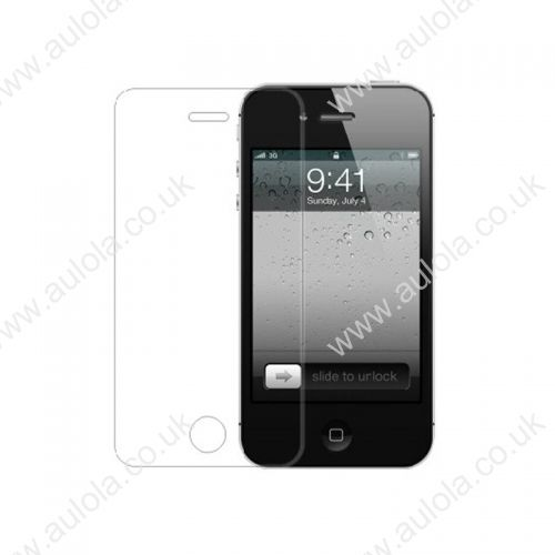 0.2MM Transparent Ultra-thin Tempered Glass Protection Screen for IPhone4/4S