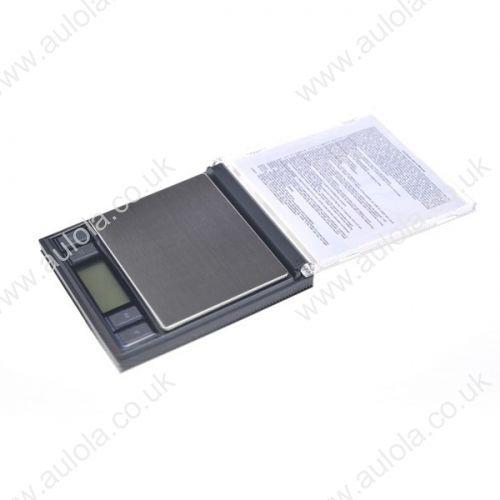 2000g x 0.1g CD Style Digital Jewelry Scale