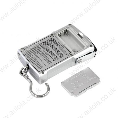 50kg x 20g LCD Luggage Scale with Low Power Consumption
