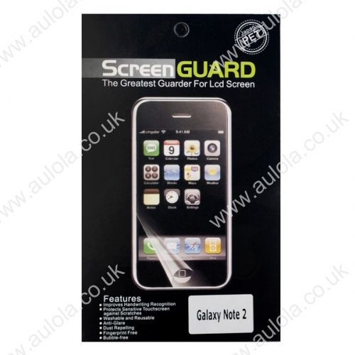 Professional Screen Guard Protective Film Cover for N7100 Galaxy Note2