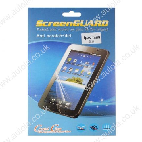 Professional Protector Guard Screen Protective Film Cover for iPad Mini