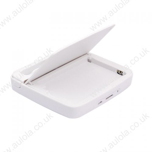 Battery Charging Holder for Samsung S5/Note3- White