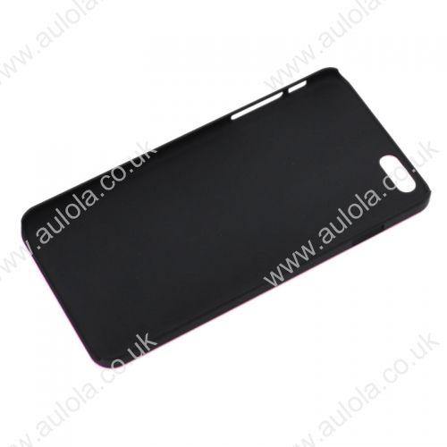 Motomo Metal Premium Luxury Brushed Aluminum Case for 4.7 Inch iPhone 6- Rose Red