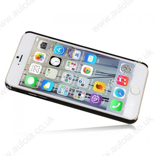Motomo Metal Premium Luxury Brushed Aluminum Case for 4.7 Inch iPhone 6- Golden