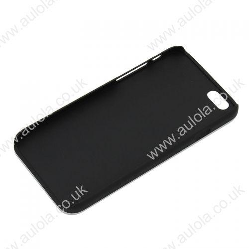 Motomo Metal Premium Luxury Brushed Aluminum Case for 4.7 Inch iPhone 6- Silver