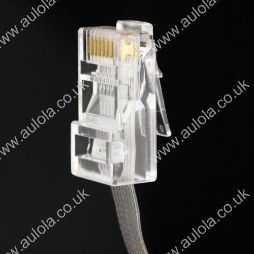 Retractable RJ45 Extension Cable 1.5M