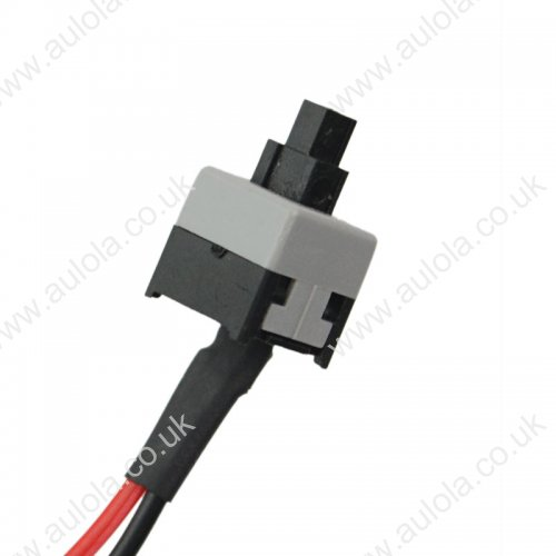 Power Supply Reset Switch Button Cable Cord Line Connector for PC Computer Desktop