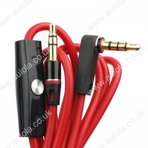 Monster Earphone 3.5mm Studio SOLO/SOLO HD Connecting Cable