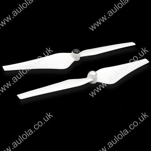 Self-locking CW CCW Propeller for DJI Phantom 2/Phantom 1 - White