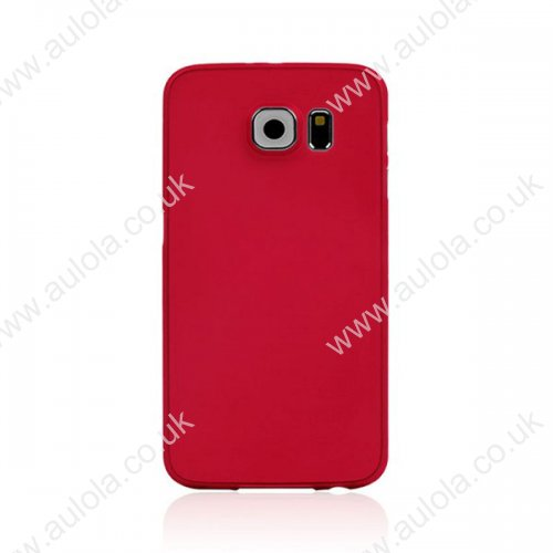 Super Lightweight PP Case for Samsung Galaxy S6 - Red