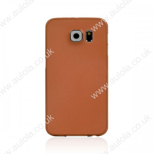 Super Lightweight PP Case for Samsung Galaxy S6 - Brown