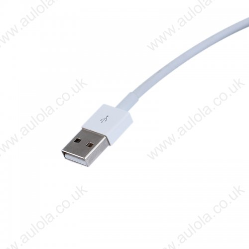 3m Micro USB Bigger Thickened Strong Data Charging Cable - White