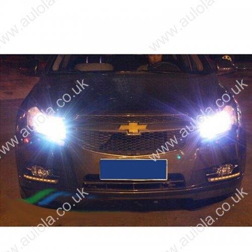 T10 LED 6 SMD CANBUS Error Free Car Side Wedge Light Bulb Lamp