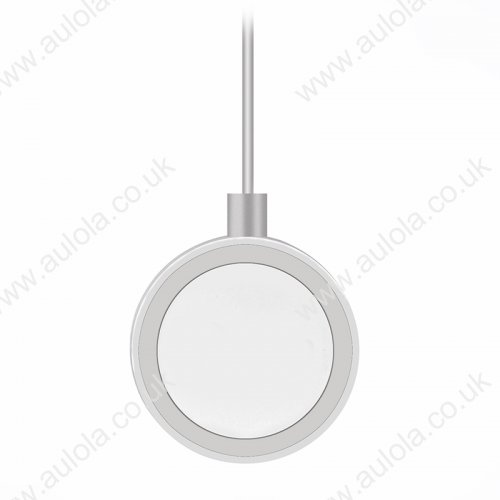 T200 Qi Wireless Charging Plate Pad Charger - White