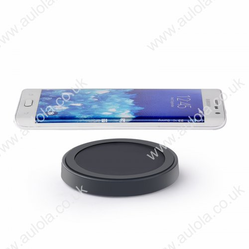 T200 Qi Wireless Charging Plate Pad Charger - Black