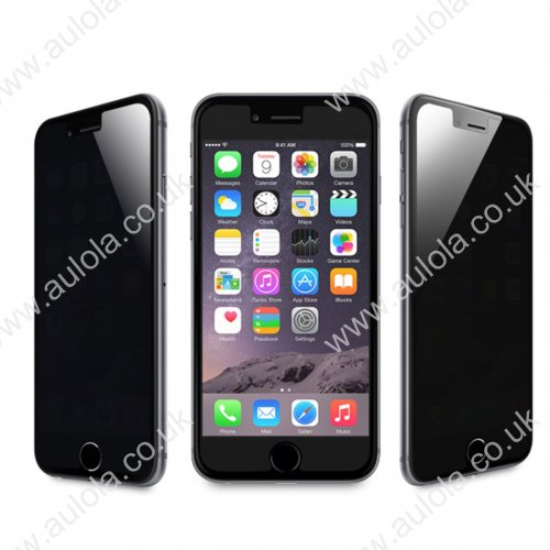 Anti-spy Privacy 0.26mm Tempered Glass Screen Protector for iPhone 6 5.5
