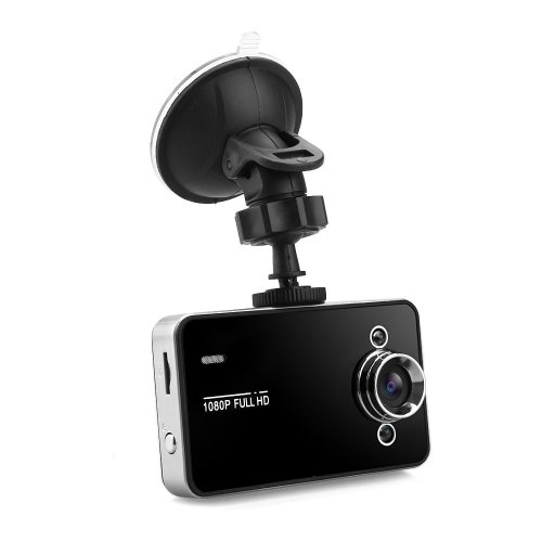"1080P HD 2.5"" LCD Mini Car DVR Video Camera Recorder Night Vision K6000"