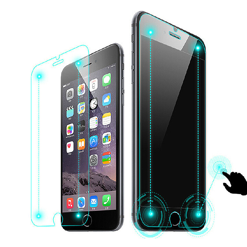 0.2mm Thinest Smart Tempered Glass Screen Guards Protector for iPhone 6 4.7