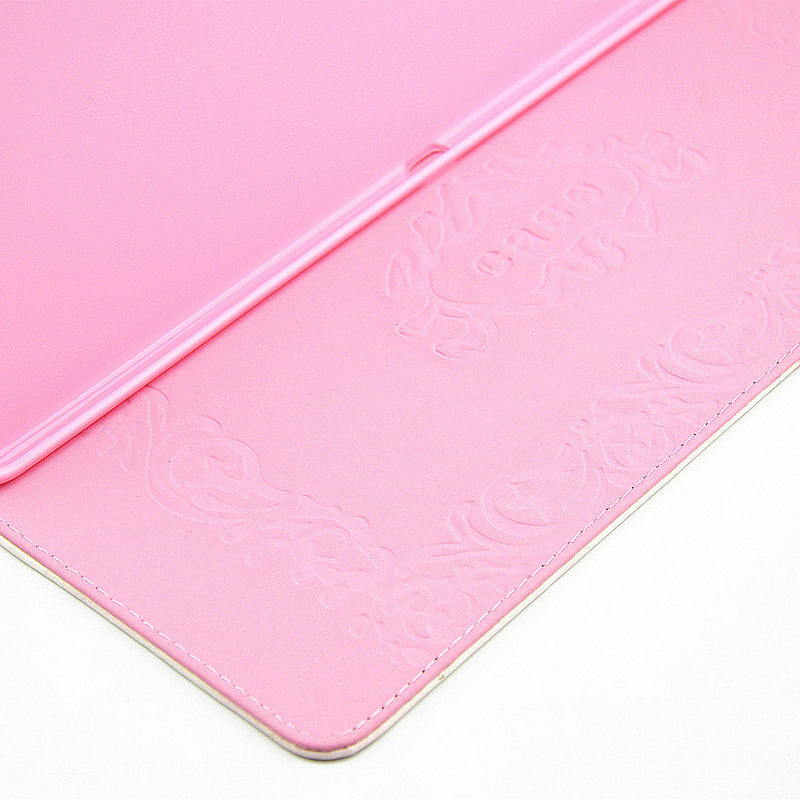 Flower Blossom Magnetic Flip Stand Leather Case Cover Shell for iPad Pro - Butterfly