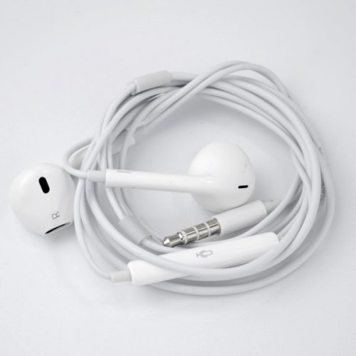 Earphone Headset with Remote & Mic for iPhone 5 6S iPad Good Quality
