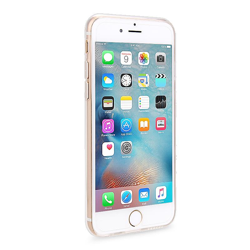 Slim Soft Rubber TPU Back Case Skin for Apple iPhone 6 Plus 5.5 - 221B Door