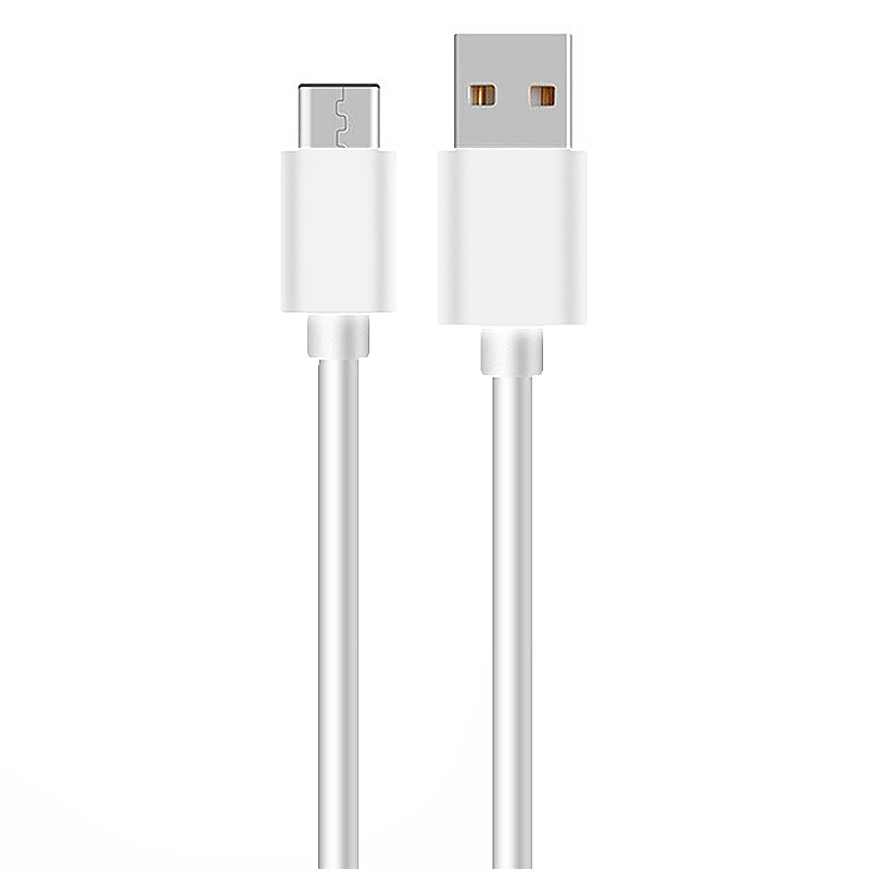 High Speed USB 3.1 Reversible Type-C Data Charge Cable - White