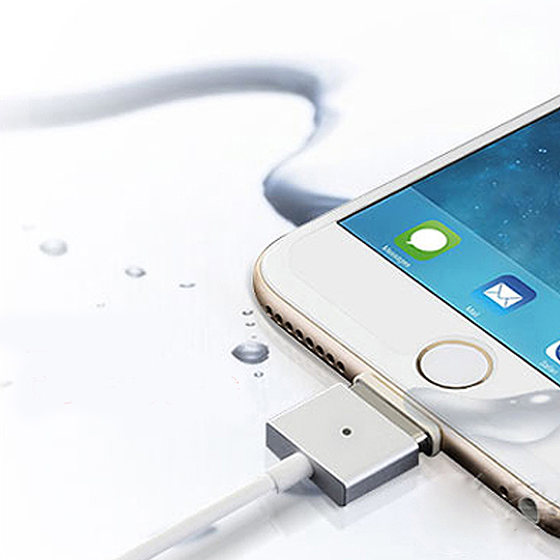 Magnetic Charge Data Cable for iPhone 5 5S 5C 6 6+ iPad Air IPAD Mini