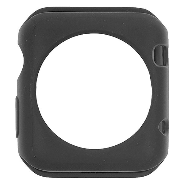 TPU Protective Case for Apple Watch 38mm - Black